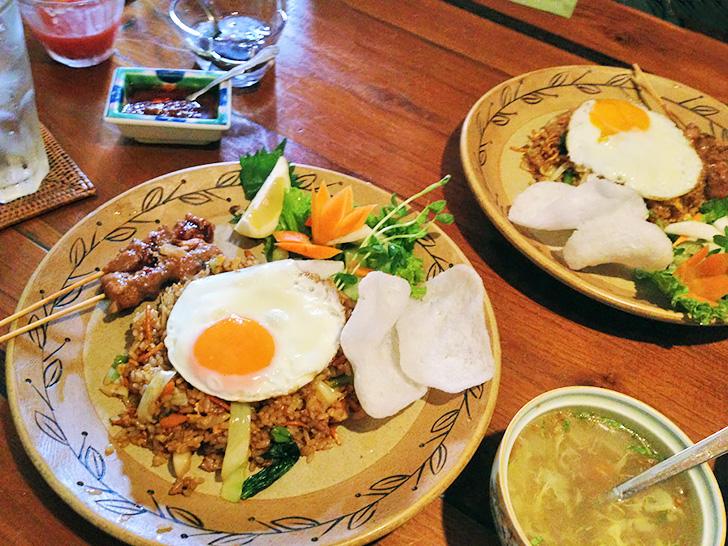 インドネシア料理の写真